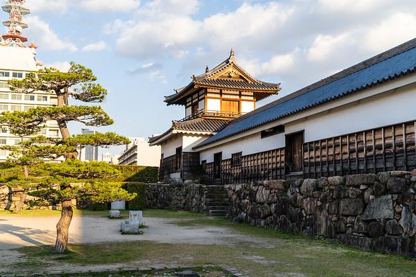 Taikoyagura, drum turret.