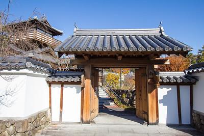 A Yakuimon type gate