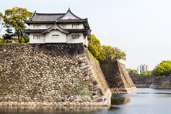 Inui Yagura, turret.