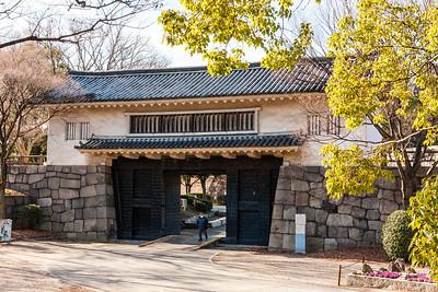 Aoyaguchi gate