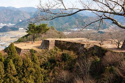 South Ninomaru and the Minami Senjo.