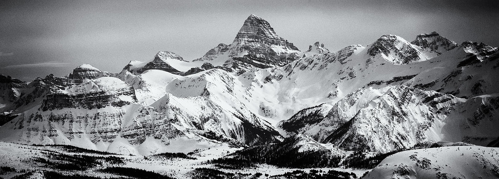 Mt Assiniboine