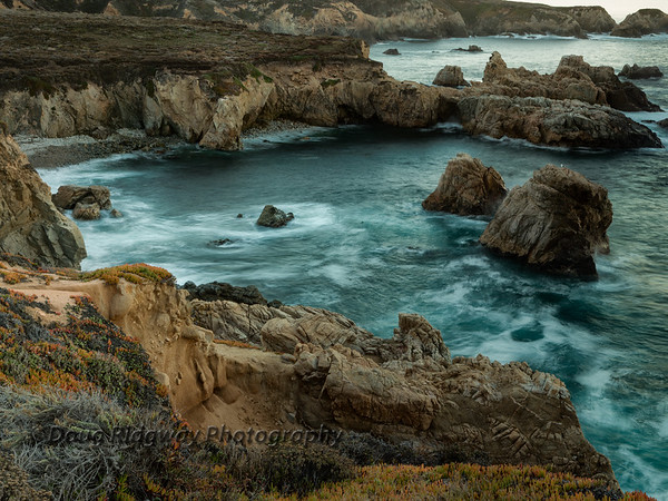 A Big Sur Cove