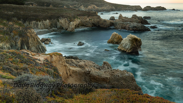A Cove at Garrapata State Park