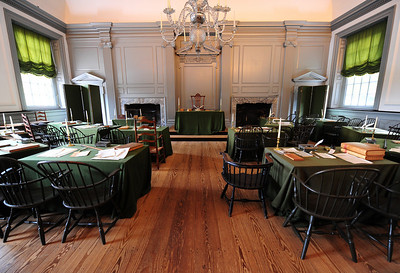 Independence Hall, Philadelphia Pa