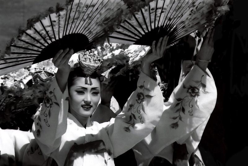 Korean Dancers 2
