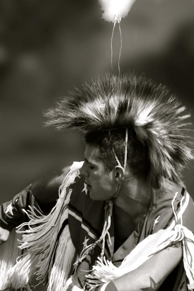 Native Dancer 2304bw