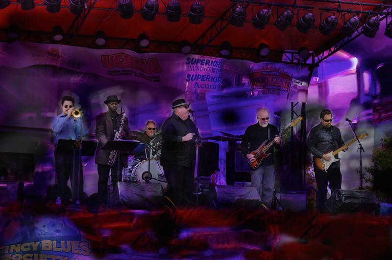 NiteFall 36: Blues Band