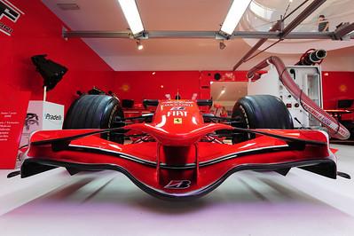 F1 Ferrari, Ferrari Factory, Maranello Italy