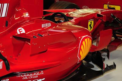 2008 F1 Ferrari