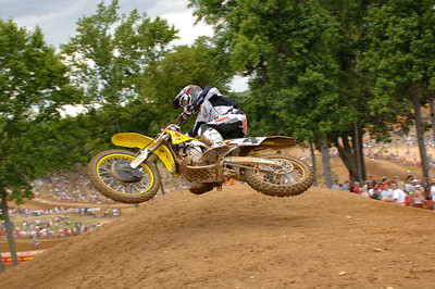 Ricky Carmichael, Budds Creek MX