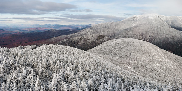 From the Top of Cannon Mountain
