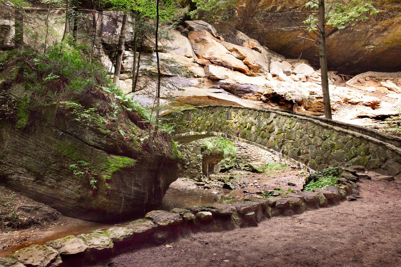 Hocking Hills-687, Old Man's Cave