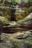 Hocking Hills, Old Man's Cave-Oil Impressions LII