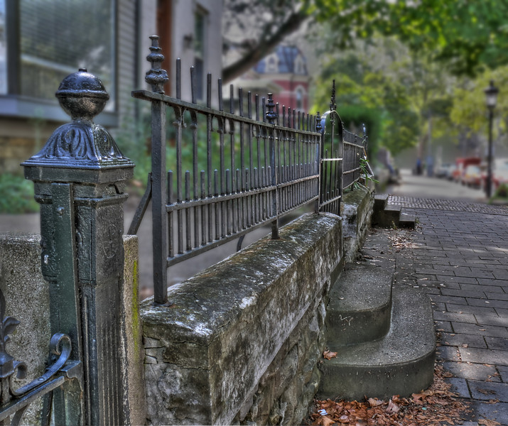 Iron Fence, Covington, KY