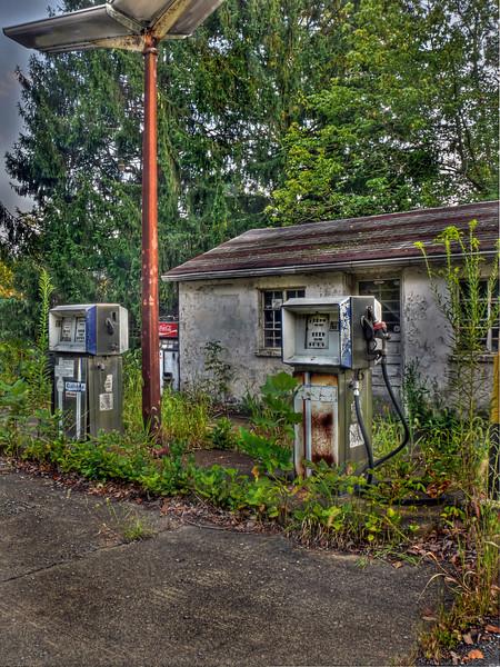 Abandoned Station 3-WV