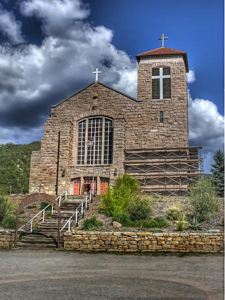 St. Joseph Church, NM