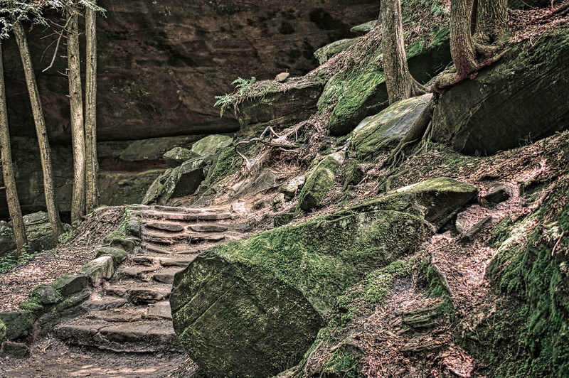 Hocking Hills, Whispering Cave