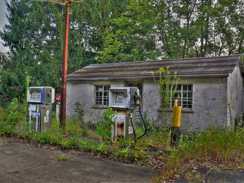 Abandoned Station 2-WV
