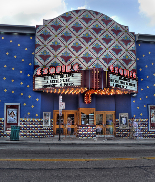 Esquire Theater, Cincinnati