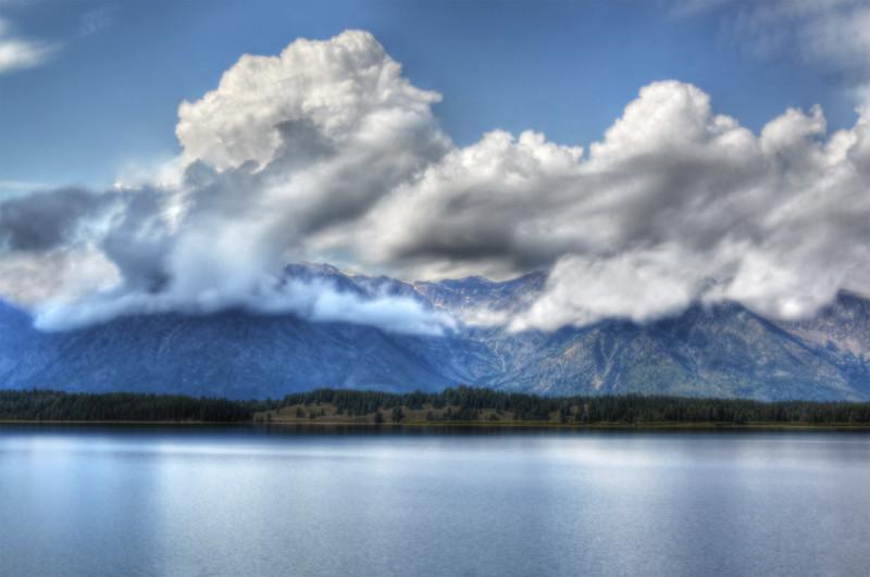 Teton Range, WY-1348