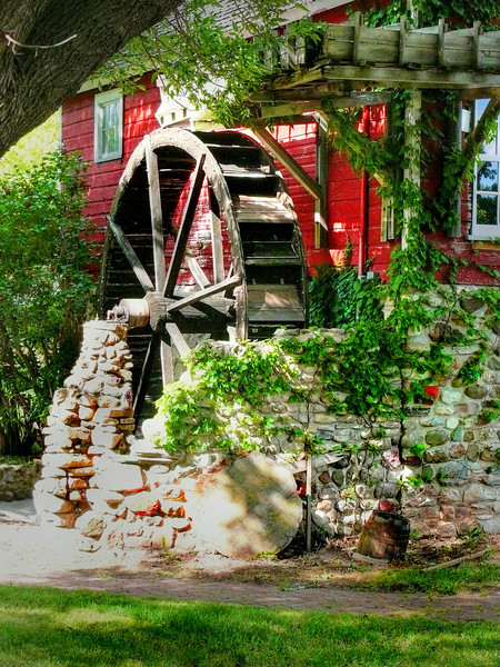 Old Mill, WI