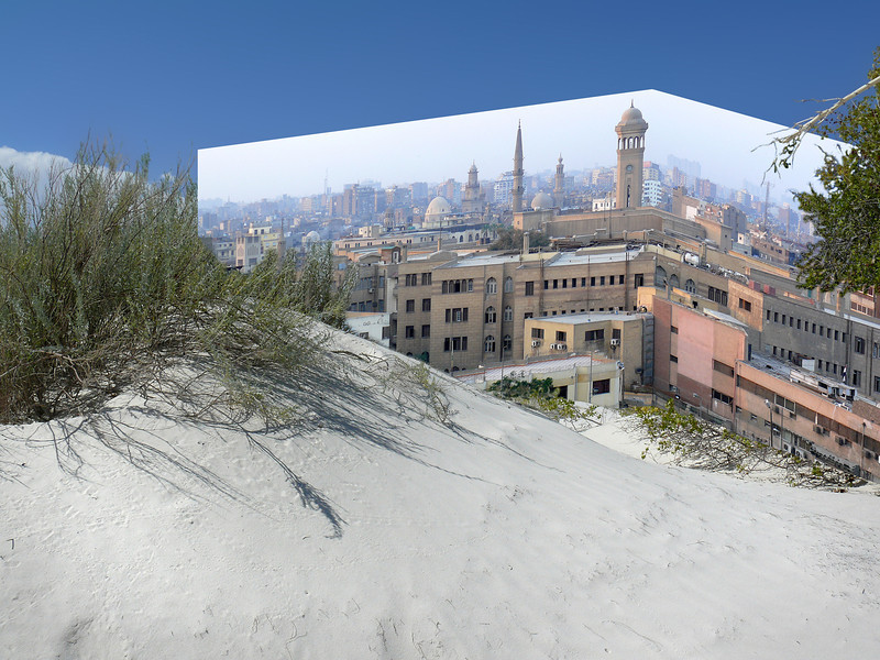 Merge IV: WHITE SANDS OF CAIRO