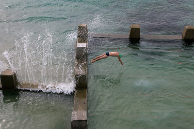 13_Diver, Coogee