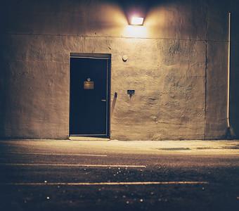 Empty Doorways II