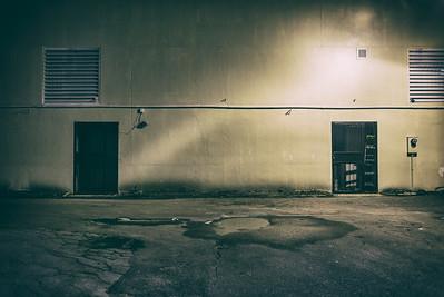 Empty Doorways V