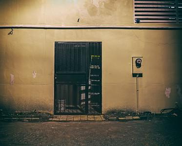 Empty Doorways III