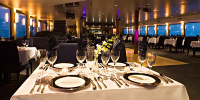 "Boston ""Odyssey's"" Dining Area"