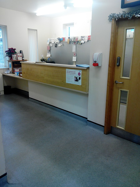 Crouch Hall Surgery