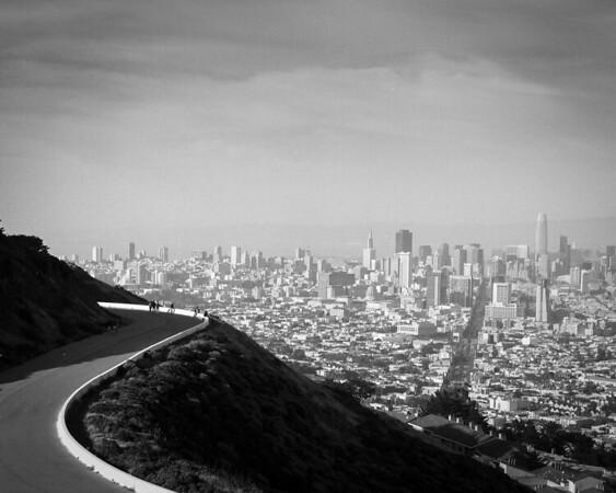 Twin Peaks #1. San Francisco, 2019
