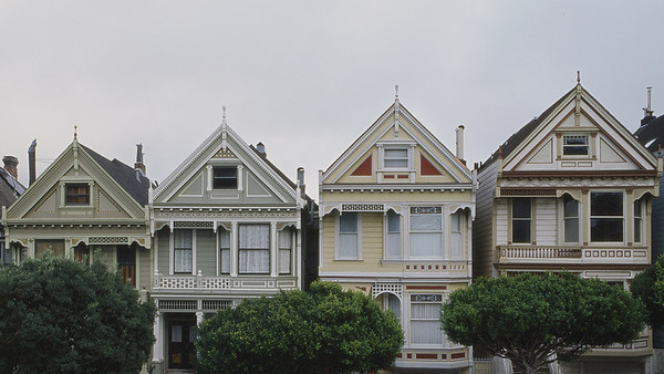The Ladies. San Francisco, 2020