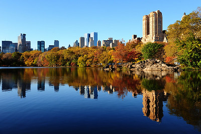 Autum, Central Park, NYC