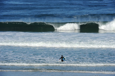 Surfs up, Carmel