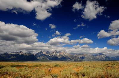 Grand Teton National Park, Jaskson Hole Wy