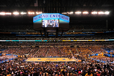 Final Four, Indy, 2012