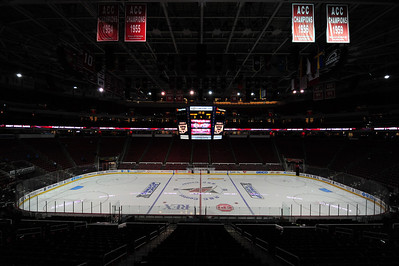 Home Ice, Carolina Hurricanes
