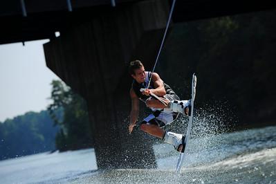 Ricky Winters, Falls Lake