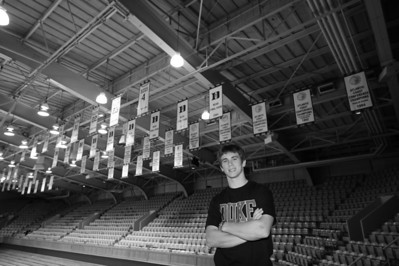 Ricky Winters, Cameron Indoor Stadium