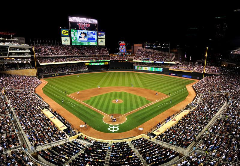 minnesota twins target field wallpaper. Target Field Minnesota Twins