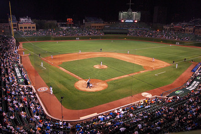 the Legendary Wrigley Field
