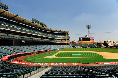 Anaheim Stadium Anaheim Angels