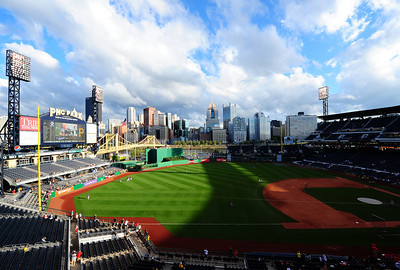 Pittsburgh Pirates beautiful ballpark