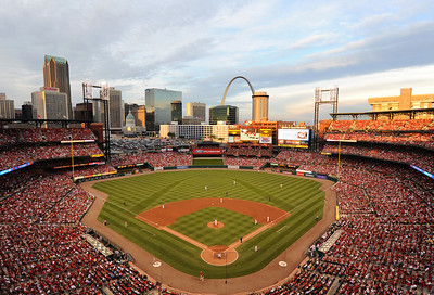 Busch Stadium St. Louis Cardinals