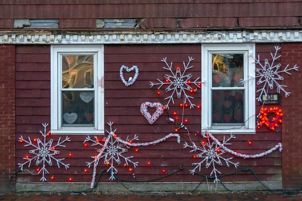 Valentine's Day House
