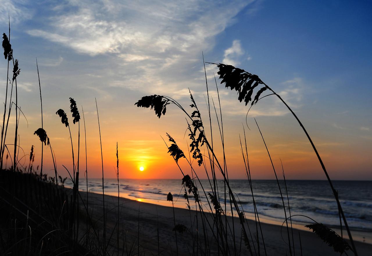 Sunrise, Topsail Isl NC