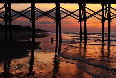 Pre Sunrise, Topsail Isl NC